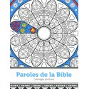 Paroles de la bible - Coloriages spirituels
