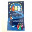 Plaquette Prière enfant - Prières de Noël