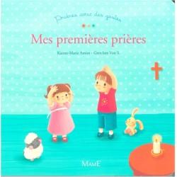 Mes premières prières avec gestes - Editions Mame