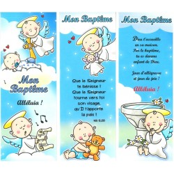 Signets de baptême - KIT06