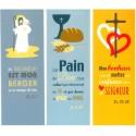 Images de communion - Design2 - KIT08