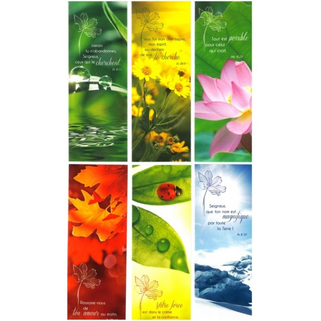 Signets de communion - nature - KIT09