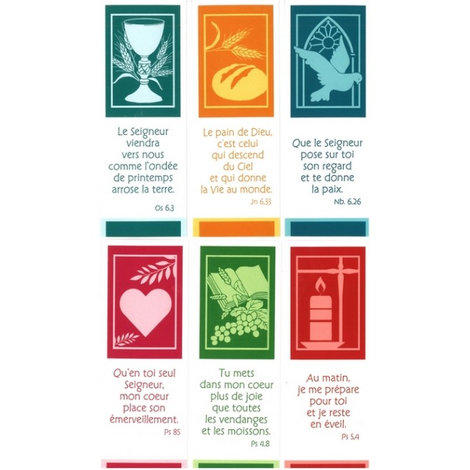 Signets de communion - Graphique - KIT10