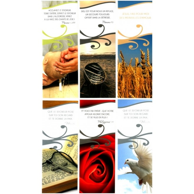 12 Signets de communion - tradition - KIT13
