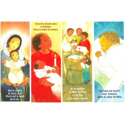 12 Signets de Baptême - Maité Roche - KIT14