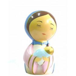 Statue Vierge Marie à l'enfant