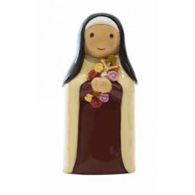 Statue Sainte Thérèse - Little drops water