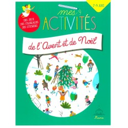 Mes activités de l'Avent et de Noël 7-9ans