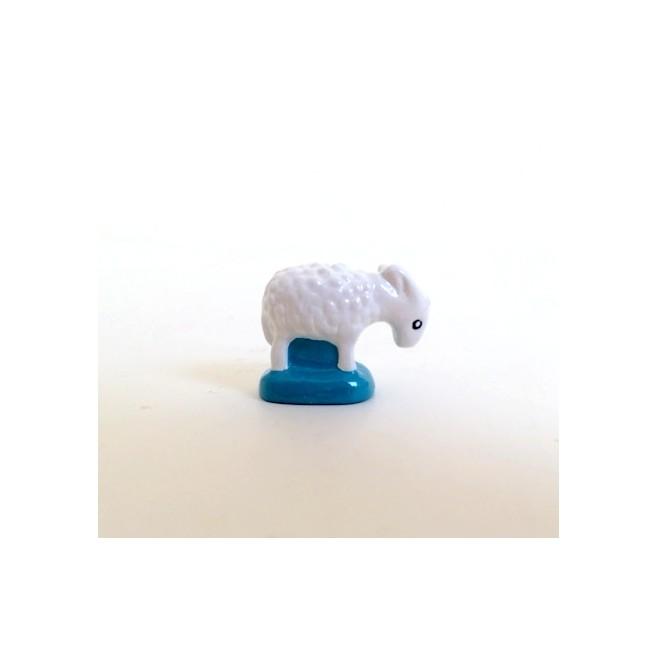 Crèche Cassegrain - Mouton tête baissée