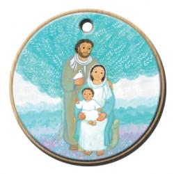 Pendentif Maïte Roche - Sainte Famille