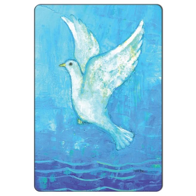 Magnet religieux Maïte Roche - Esprit Saint