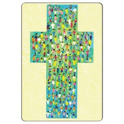 Magnet religieux Maïte Roche - CROIX