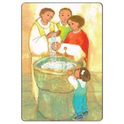 Magnet religieux Maïte Roche - Baptême2