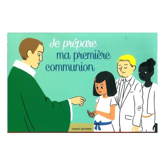 Je prépare ma première communion