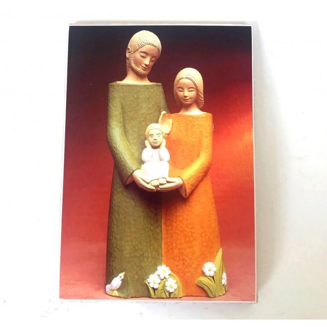 Icone Sainte Famille - Yves le Pape