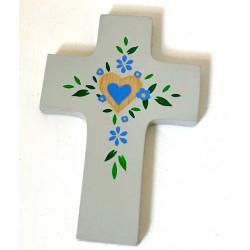 Croix Tu remplis mon coeur