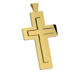 Petite croix de cou 005