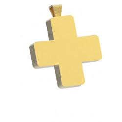 Petite croix de cou 008