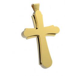 Petite croix de cou 010