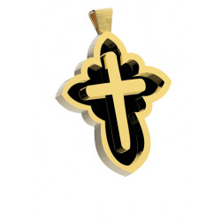 Petite croix de cou 012