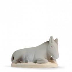 Ane  - Arterra - 7cm - blanc