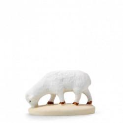 Mouton broutant - Arterra - 7cm - blanc