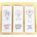 Signets de communion au fil de la plume - KIT34