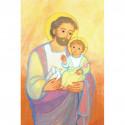 Magnet religieux Maïte Roche - saint Joseph