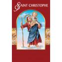Carte Prière Saint Christophe