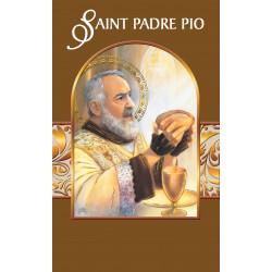 Carte Prière Padre Pio