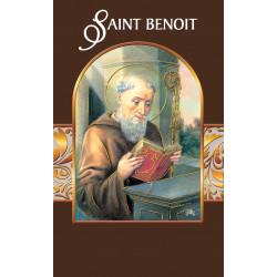 Carte Prière Benoit