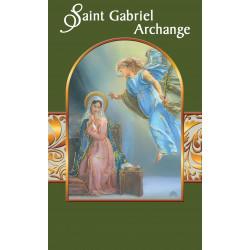 Carte Prière Saint Gabriel