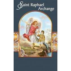 Carte Prière Saint Raphael