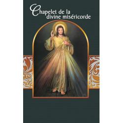 Carte Prière Divine Miséricorde