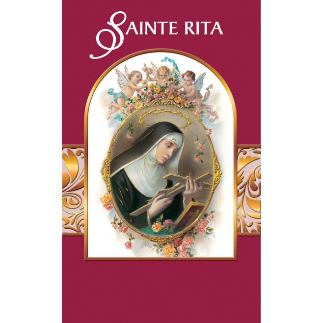Carte Prière Sainte Rita