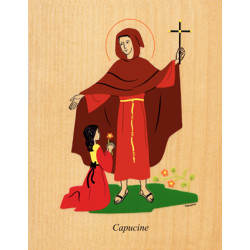 Cadre Sainte Capucine - Venière
