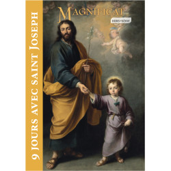 9 JOURS AVEC SAINT JOSEPH - MAGNIFICAT HORS SERIE