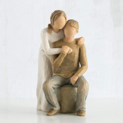 Statue Willow Tree - you and me (toi et moi)