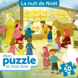 Mon puzzle - La nuit de Noël