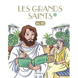 Les grands saints TOME 2 en BD - Filotéo