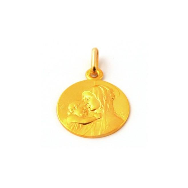 Médaille en or
